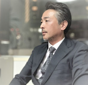 Katsushi Hashimoto, CEO