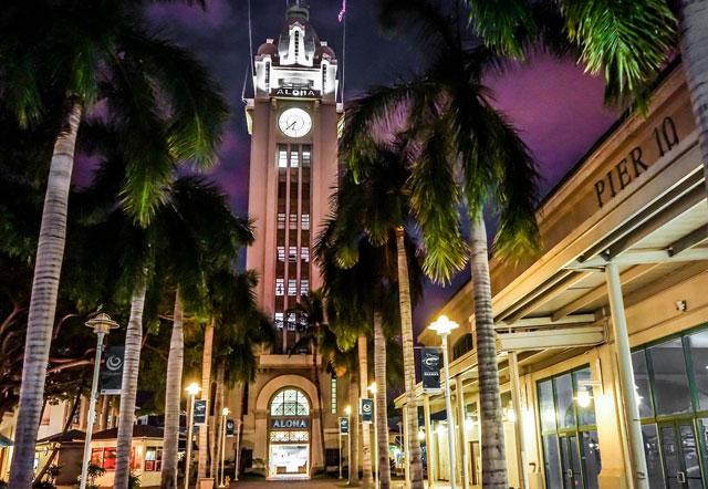 ハワイ オアフタワー