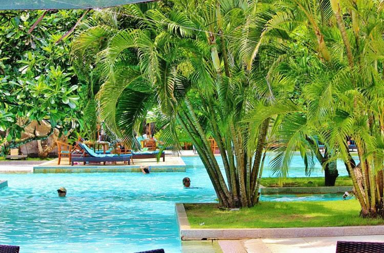 バリ島 リゾート