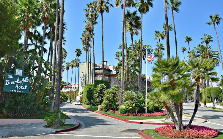 ロサンゼルス ビバリーヒルズホテル