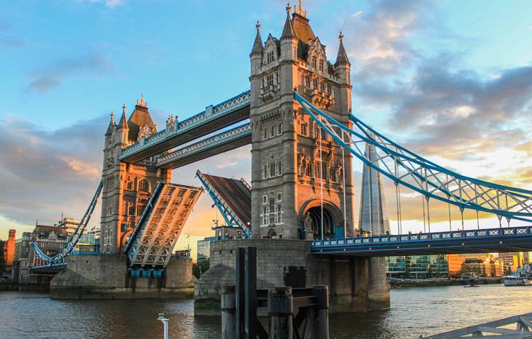 イギリス ロンドンブリッヂ